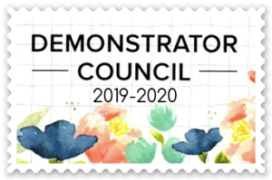 Stampin up demonstrator council